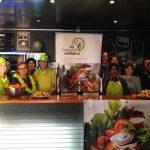Les Cuisiniers Solidaires à L'Echonova en février 2018