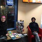 Virginie et Felicia chez France Bleu Armorique
